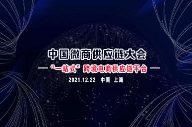 中国微商供应链渠道大会